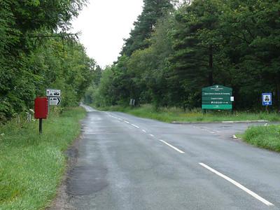 YO18 86 - Cropton, Blackpark Lodge 110706 [location]