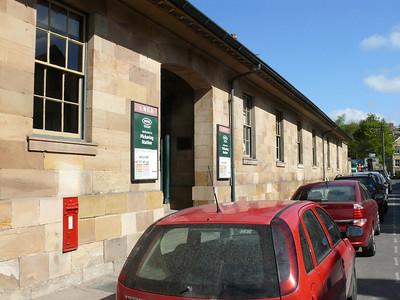YO18 57 - Pickering Railway Station 110427 [location]