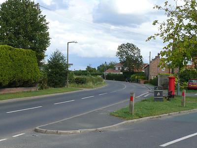 YO23 206 - Rufforth, Wetherby Road  Bradley Lane 110806 [location]