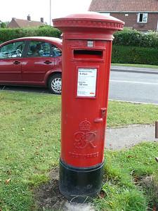 YO23 206 - Rufforth, Wetherby Road  Bradley Lane 110806