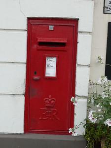 YO51 275 - Boroughbridge PO, Horsefair 110807