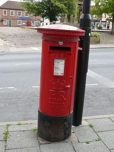 YO51 131 - Boroughbridge, High Street 110807
