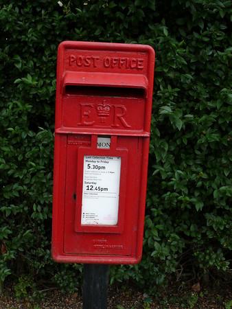 YO51 540 - Boroughbridge, Stump Cross  The Chase 110807