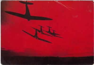 Spitfires Battle of Britain 1969