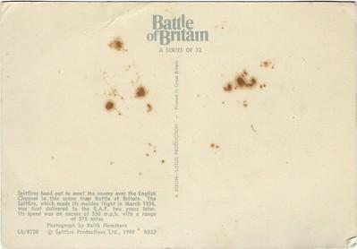 Spitfires Battle of Britain 1969-001