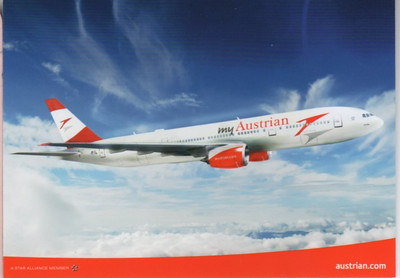 Austrian Boeing 777
