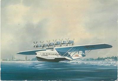 Dornier AG DO X D-1929 Lufthansa from 1992
