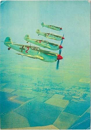 Messerschmitts Battle of Britain 1969