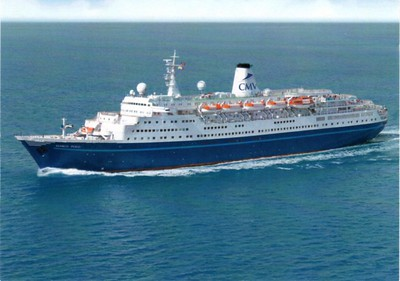 MARCO POLO Britain's Maritime Heritage Cruise 10 to 17 Apr 2012