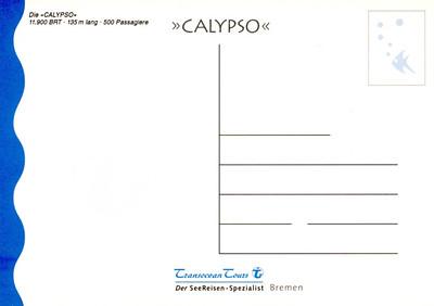 CALYPSO Transocean Tours