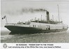 ss NOMADIC Tender to TITANIC now at Belfast