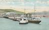 DEUTSCHLAND 1900 Prince of Wales Pier Dover HAPAG