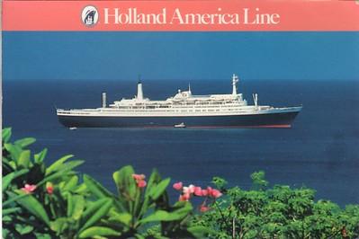 ROTTERDAM Holland America Line from 1995