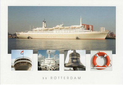 ROTTERDAM 1959 cards from 2014-005