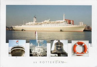 ROTTERDAM 1959 Rotterdam from 2013