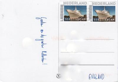 ROTTERDAM 1959 Rotterdam from 2013-002
