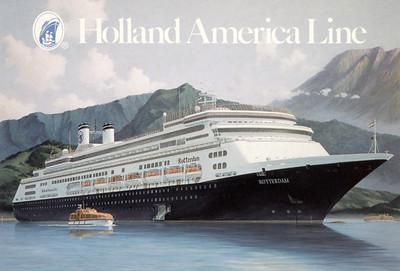 ROTTERDAM [VI] Holland America Line