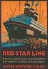 Red Star Line BELGENLAND