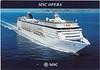 MSC OPERA card 2014