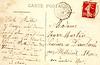 VALDIVIA Compagnie de Navigation Sud-Atlantique Card from 1913-001