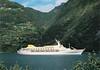 OCEAN PRINCESS Ocean Cruise Lines to be SAPPHIRE 24-05-2014 02-05-14