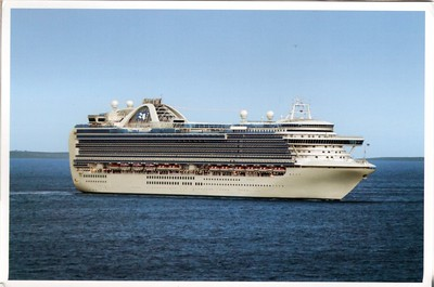 RUBY PRINCESS from 2014