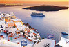 CELEBRITY SOLSTICE Santorini