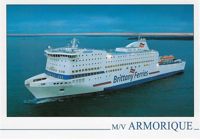 ARMORIQUE Brittany Ferries