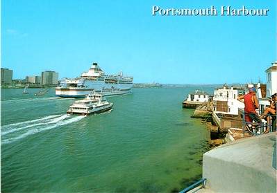 Portsmouth NORMANDIE OUR LADY Patricia or Pamela