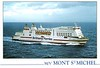 MONT ST MICHEL Brittany Ferries