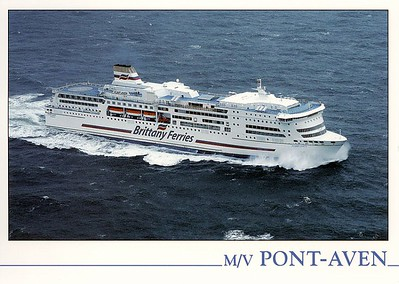 PONT-AVEN Brittany Ferries