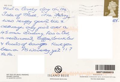 ISLE OF MULL 1988 Calmac-002