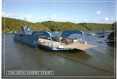 The King Harry Ferry 001