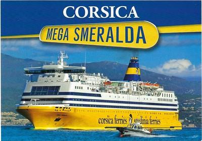MEGA SMERALDA Corsica