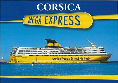 MEGA EXPRESS Corsica