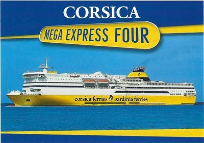 MEGA EXPRESS FOUR Corsica