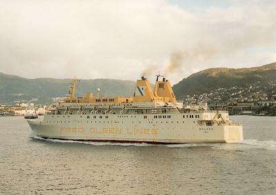 Ferry BOLERO