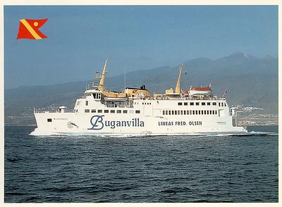 Ferry BUGANVILLA