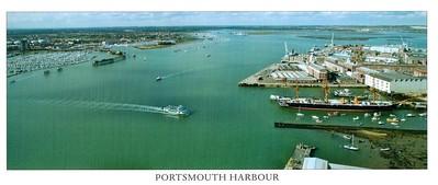 Portsmouth HMS WARRIOR SPIRIT OF GOSPORT