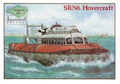 SRN6 130 GH2013 Hovercraft 1965
