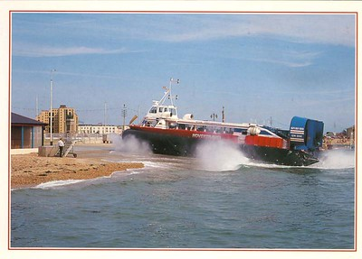 Hovertravel AP1-88 100 Hovercraft Which One