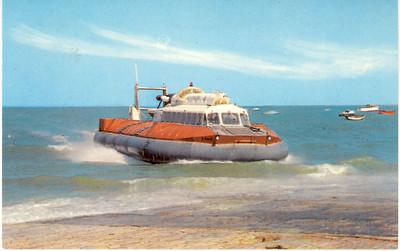 SRN6 Hovercraft