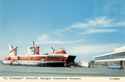 SIR CHRISTOPHER GH-2008 SRN4 Ramsgate