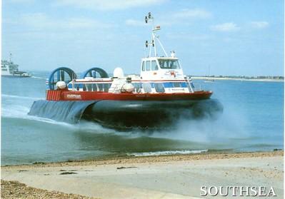 FREEDOM 90 Hovercraft Southsea AP1-88
