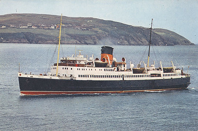 SNAEFELL [5] Isle of Man Steam Packet Co