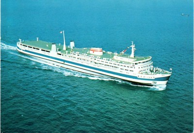 Ferry Harima Cotabato Princess