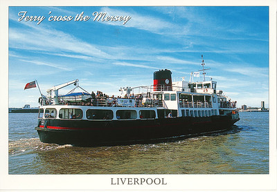 ROYAL IRIS Mersey Liverpool