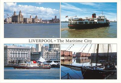 ROYAL IRIS ROYAL DAFFODIL Mersey Liverpool