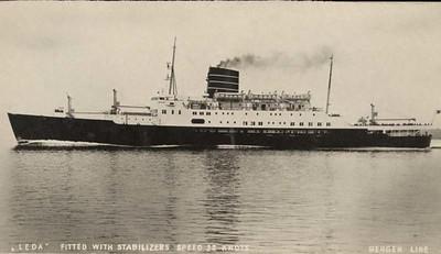 LEDA Bergen Line