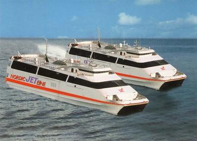 BALTIC JET NORDIC JET Nordic Jet Line